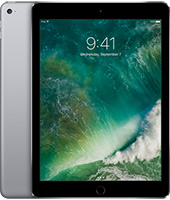 Apple's iPad Air 2 in Space Gray