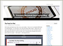 image of PMUG Blog main page
