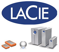 LaCie Hard Drives