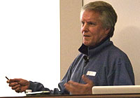 Bill Achuff at PMUG's June 2015 meeting